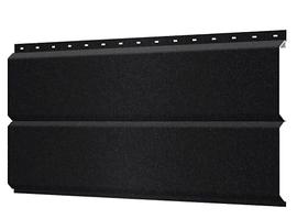 Металлосайдинг 240 мм RAL 9005 Матовый  Europanel Цена 1170 тенге при заказе свыше 50 п.м