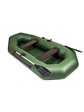Лодка ПВХ Барс 260 зеленый, фото 2