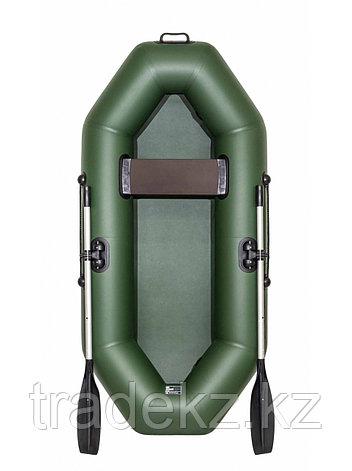 Лодка ПВХ Барс 230 зеленый, фото 2