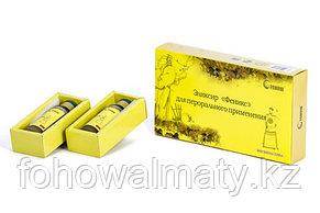 Эликсир феникс Fohow  - защита печени, почек, атеросклероз,хроническая усталость,истощение, фото 2