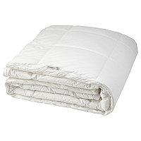 Одеяло теплое СТРАНДМОЛКЕ 200x200 см ИКЕА, IKEA, фото 1