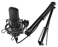 Студийный микрофон RITMIX RDM-180 (черный)