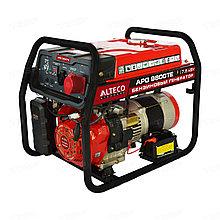 Бензиновый генератор APG 9800TE+ATS