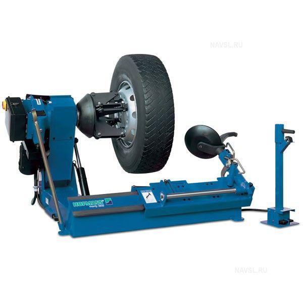 Станок шиномонтажный для грузовых а/м Hofmann Monty 3850 (для всех типов колес)
