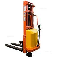 Штабелер гидравлический с электроподъемом Grost HED 15/25 (1500 кг, 2,5 м)
