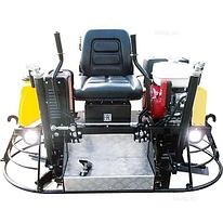 Затирочная машина бензиновая двухроторная Grost ZMD-750