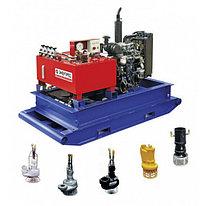ГНС-102ДР Мобильный и стационарный комплекс для откачки жидкостей и ведения аварийных работ
