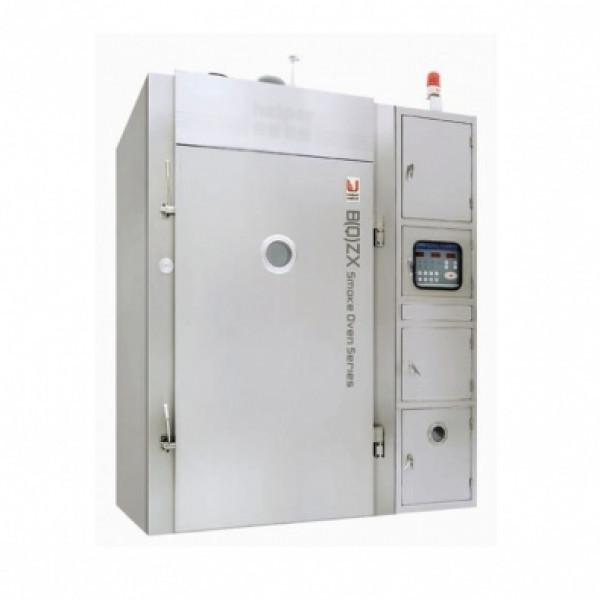 Термодымовая камера HUALIANQZX-500 (2 двери, 2 рамы)