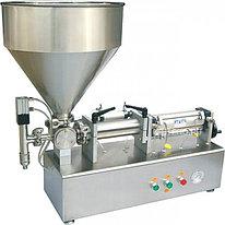 Настольный поршневой дозатор для пастообразных продуктов HUALIAN PPF-250T