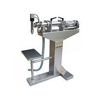 Напольный поршневой дозатор для пастообразных продуктов HUALIAN PPF-250