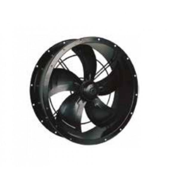 Вентилятор осевой ВО-4М400С с фланцами