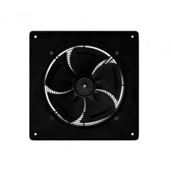 Вентилятор осевой ВО-4М250B с настенной панелью