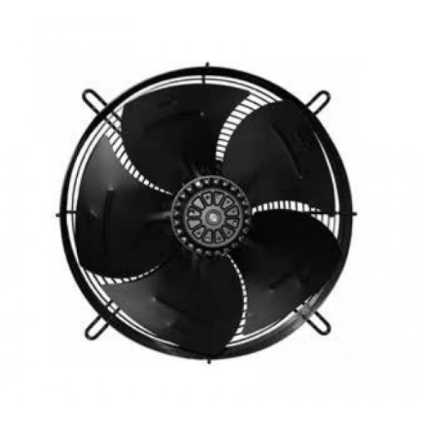 Вентилятор осевой ВО-4М400A с защитной решеткой