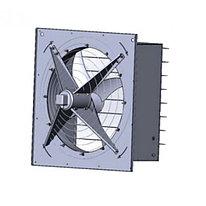 Вентилятор осевой ВКО-П №5,6