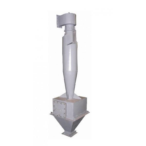 Пылеочистная установка ЦН-15-400-4УП