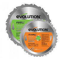 Диск Evolution RAGEBLADETWIN155 универсальный 155мм.