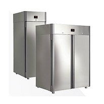 Шкаф холодильный Polair CV110-Gm Alu
