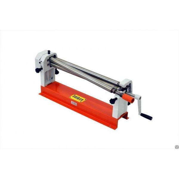 Станок вальцовочный Stalex W01-0.8x1000 ручной