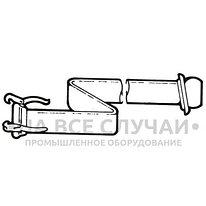 Напорный рукав с соединительными элементами d=100мм/10м/нап 10013638 (длина 10 метров)