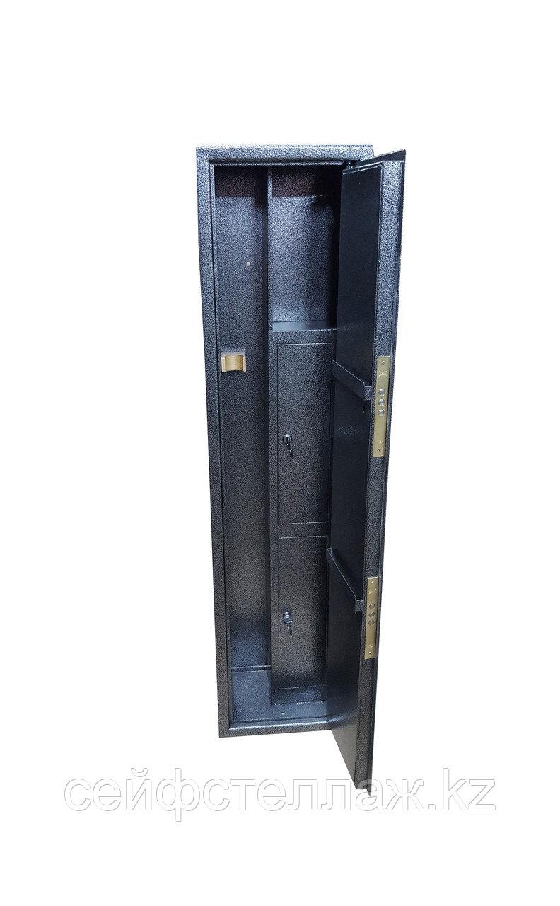 Оружейный сейф на 1 ствол металл 3 мм
