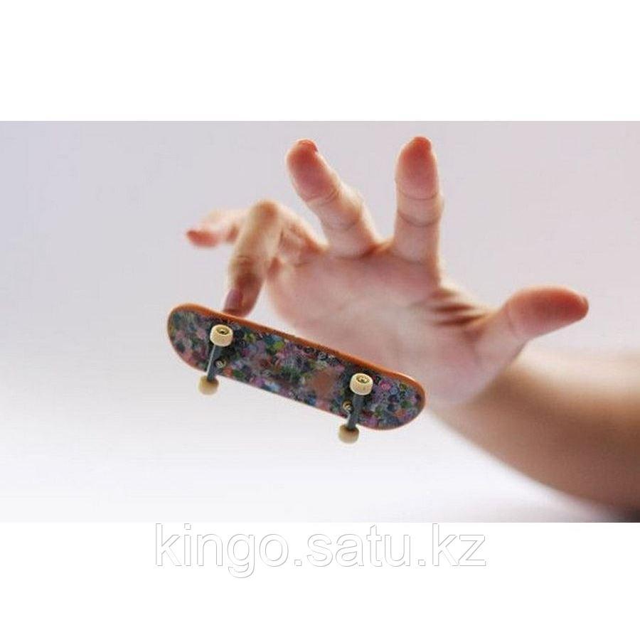 Скейтбор для пальцев, Finger Board, Пальчиковый скейт