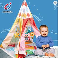 Детский коврик-палатка вигвам Play Gym