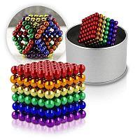 Разноцветный Неокуб Neocube, магнитные шарики