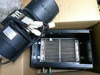 Радиатор отопителя кабины (печки) 17Y-58B-09000