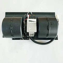 Отопитель в сборе (печка) 17Y-58B-09000