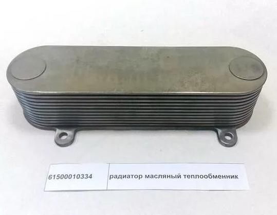Масляный радиатор (теплообменник) 61500010334