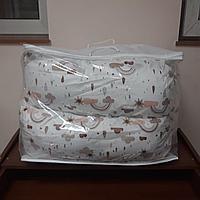 Подушка обнимашка для беременных дождик, фото 1