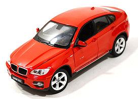 Игрушечная машинка BMW X6