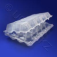 Россия Упаковка для яиц 24,8х15,0х7,0см 15 ячеек d4,5см матовая