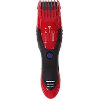 Машинка для стрижки волос-триммер Panasonic ER-GB40-R520 красный