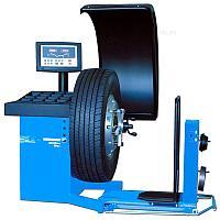 Стенд балансировочный для грузовых а/м Hofmann Geodyna 980L LIFT с пневмоподъемником с цв. монитором