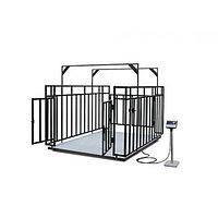 Платформенные весы для животных МВСК-5 (1,5х1,5)