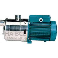 Горизонтальный многоступенчатый насосный агрегат из нержавеющей стали MXH 406