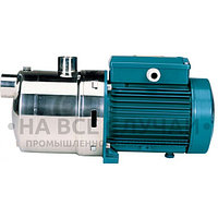 Горизонтальный многоступенчатый насосный агрегат из нержавеющей стали MXH 2003