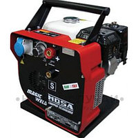 Сварочный агрегат, универсальный, бензиновый - MOSA CHOPPER 4SE (NEW MAGIC WELD)