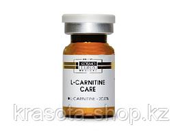 L-карнитин 20% (липолитик, антицеллюлитный) L-CARNITINE CARE KOSMOTEROS, 6 мл