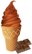 Сухая Смесь для мороженого Шоколад