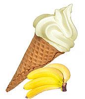 Сухая Смесь для мороженого Банан