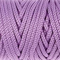 Шнур для рукоделия полиэфирный 'Софтино' 4 мм, 50м/110гр (фиолетовый)