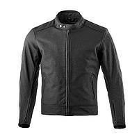 Куртка кожаная мужская CHEASTOR, чёрный, L