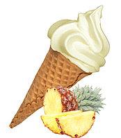 Сухая Смесь для мороженого Ананас
