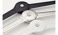 Полный комплект Duo standart, 37 мм, никелированная, для ширины 45 мм, фото 1