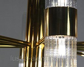 Люстра Модерн AK 128/16 Transparent, фото 2