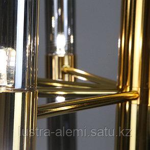 Люстра Модерн AK 128/16 Cognac, фото 2