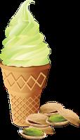 Сухая Смесь для мороженого Фисташка