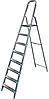 Стальная 8 ступенчатая стремянка ЯРУС (оцинкованная)